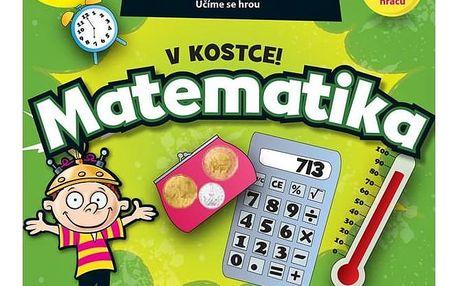 Hra Albi v kostce - Matematika