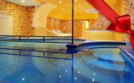 Pohoda ve Špindlu: polopenze, wellness i zábava