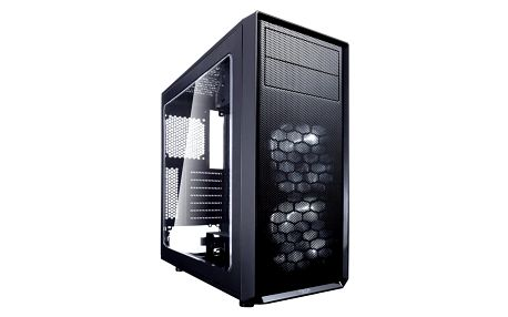 Fractal Design Focus G, černá (okno) - FD-CA-FOCUS-BK-W
