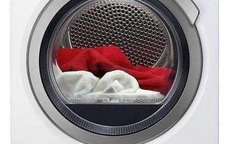 Sušička prádla AEG AbsoluteCare® T8DEC68SC bílá + Cashback 1500 Kč + Doprava zdarma