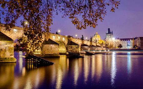 Botel Racek***, podzim a advent na lodi v Praze blízko centra