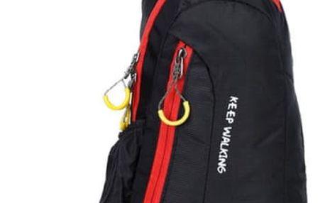 Sportovní batoh přes jedno rameno - 4 barvy