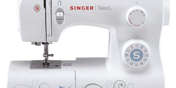Šicí stroj Singer Talent SMC 3323/00 Talent4