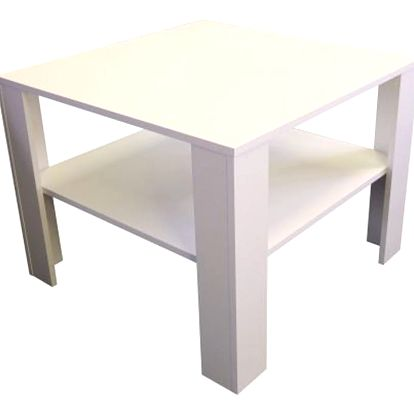 Konferenční stolek midi, 73/55/73 cm