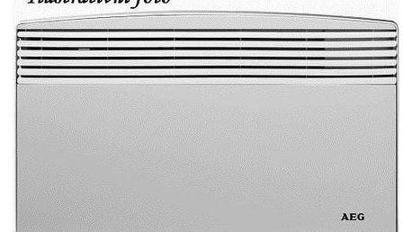 Teplovzdušný konvektor AEG-HC WKL 753 U bílý + Doprava zdarma