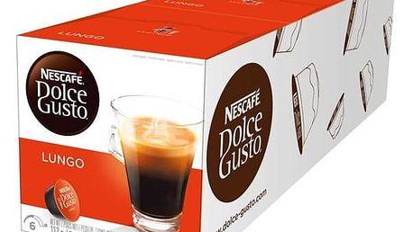 Kapsle pro espressa Nescafé Dolce Gusto Caffe Lungo 3 balení