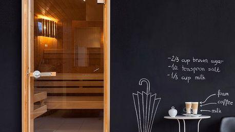 Fototapeta na dveře - Sauna 80x210 cm