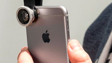 Objektivy pro Mobilní Telefony a Tablety