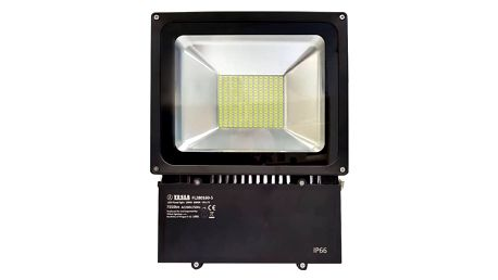 LED reflektor Tesla 100W, studená bílá, 7500lm, vysoce svítívý (FL280160-5) černý + Doprava zdarma