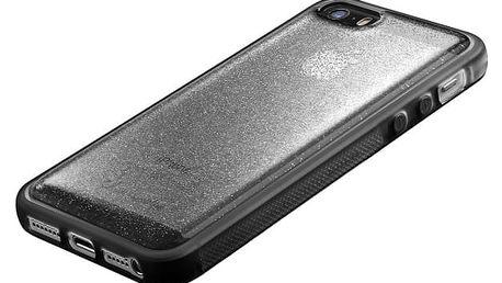 Kryt na mobil CellularLine SELFIE CASE pro Apple iPhone 5/5s/SE (SELFIECIPH5K) černý
