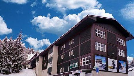 SkiHotel Lenka***, Wellness pobyt v lyžařském ráji ve Špindlerově Mlýně