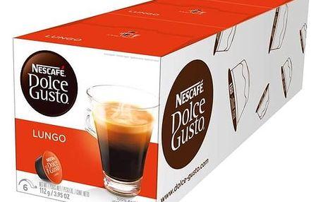 Nescafé Dolce Gusto Caffe Lungo 3 balení