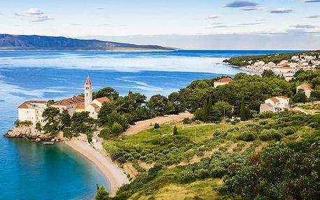 Apartmány Funda Bol***, Bol, ostrov Brač, Chorvatsko - save 67%, Rodinné apartmány nedaleko nejslavnější chorvatské pláže