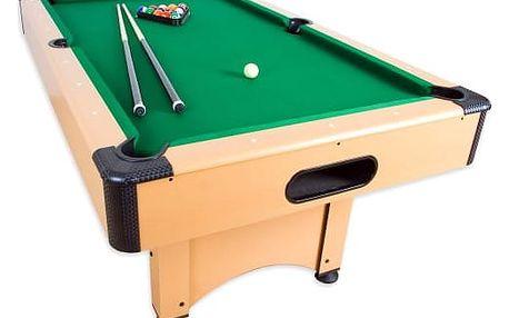 MAX 1416 Kulečníkový stůl 5 ft - s vybavením