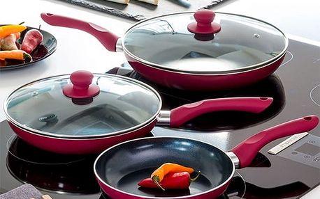 Pánve Cook DLux 5 částí