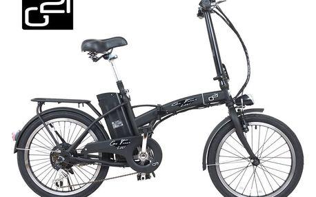 "Elektrokolo G21 Lexi 20"" Graphite Black 2016"
