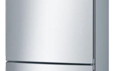 Kombinace chladničky s mrazničkou Bosch KGE49AL41 Inoxlook + DOPRAVA ZDARMA