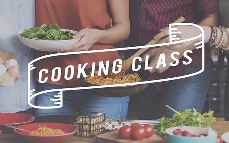 Individuální kurz vaření italské kuchyně pro 2 osoby