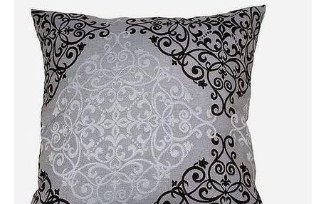 Polštářek 45 x 45 cm - Ellegance Kolekce by Loom In Bloom