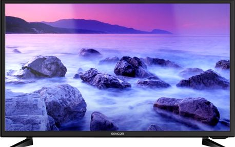 Sencor SLE 3217TC - 81cm + Flashdisk A-data 16GB v ceně 200 kč