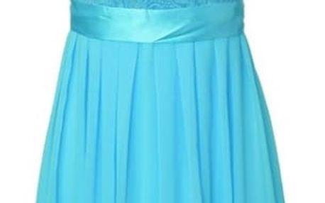 Elegantní šaty nad kolena