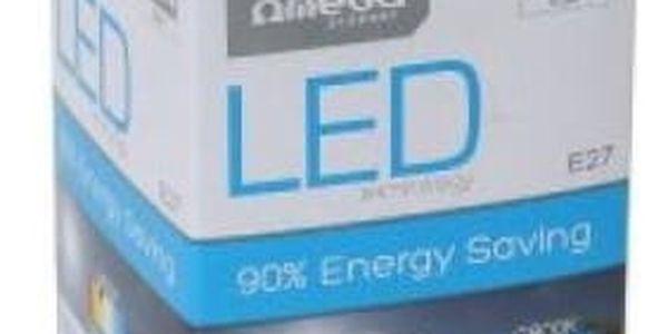 Sférická LED Žárovka Omega E27 15W 1300 lm Teplé světlo