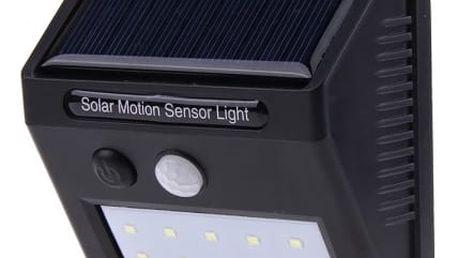 Venkovní solární LED světlo