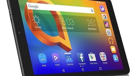 """Dotykový tablet ALCATEL A3 10"""" Wi-Fi 8079 (8079-2CALE15) černý Software F-Secure SAFE 6 měsíců pro 3 zařízení v hodnotě 999 Kč + DOPRAVA ZDARMA"""