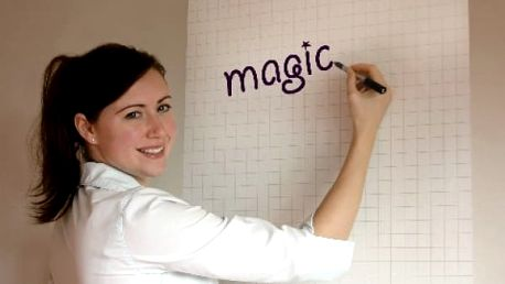 Magická čtverečkovaná tabule - role 25 archů - Přilne ke každému povrchu a šetří životní prostředí!