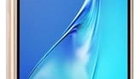 Mobilní telefon Samsung J3 2016 (SM-J320) Dual SIM (SM-J320FZDDETL) zlatý + DOPRAVA ZDARMA
