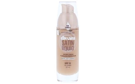 Maybelline Dream Satin Liquid 30 ml makeup pro ženy 30 Sand