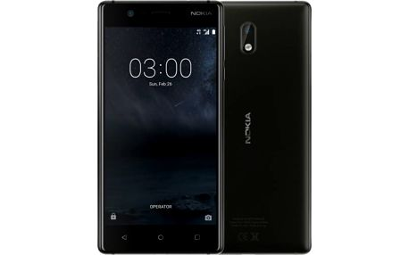 NOKIA 3 DS Black