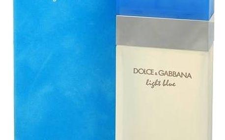 Dolce & Gabbana Light Blue toaletní voda dámská 100 ml + Doprava zdarma