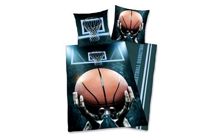 Herding Povlečení bavlna Basketball