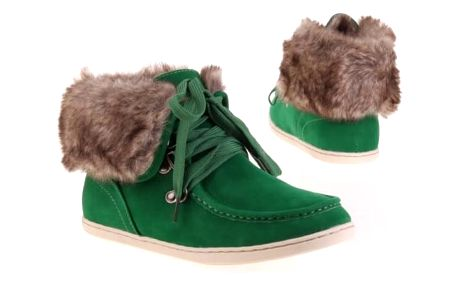 Dámská kotníčková obuv, vel. 36-40