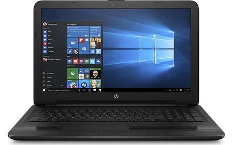 Notebook HP 15-ba077nc (Z5B98EA#BCM) černý Stavebnice LEGO® FRIENDS 41306 Mia a plážový skútr + Monitorovací software Pinya Guard - licence na 6 měsíců + DOPRAVA ZDARMA