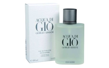 Giorgio Armani Acqua di Gio Pour Homme toaletní voda 100 ml + Doprava zdarma