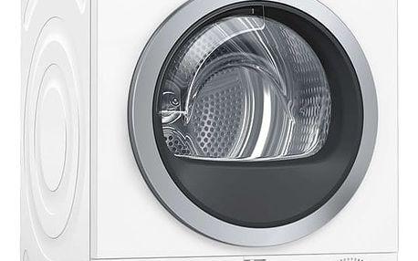 Sušička prádla Bosch WTW876WBY bílá + DOPRAVA ZDARMA