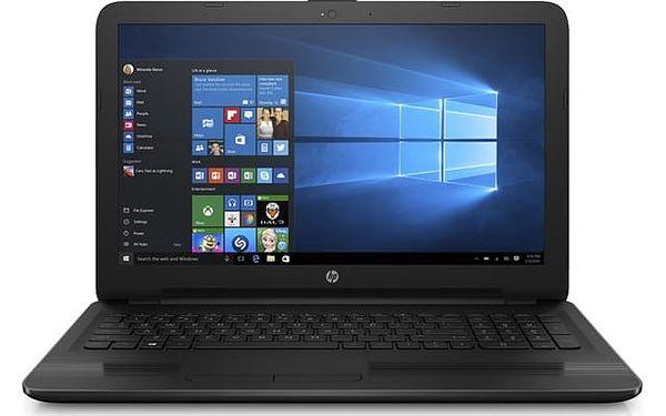 Notebook HP 15-ba077nc (Z5B98EA#BCM) černý + DOPRAVA ZDARMA