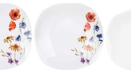Banquet 18dílná jídelní sada Flowers 60311052, porcelán