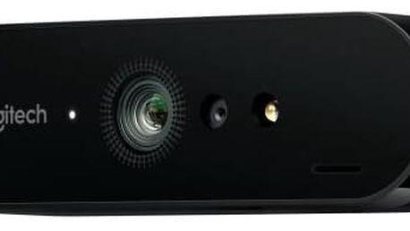 Webkamera Logitech BRIO 4K Stream Edition (960-001194) černá + Doprava zdarma