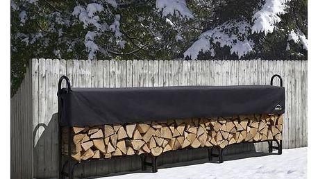 Přístřešek na dřevo ShelterLogic délka 3,6 m + Doprava zdarma