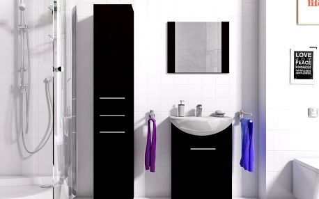 MEBLINE Moderní koupelna NICO LONG 1