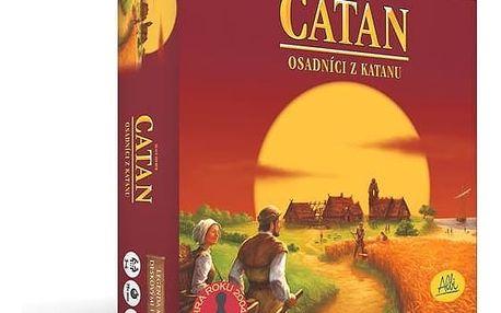 Hra Albi CATAN - Osadníci zKatanu + Doprava zdarma