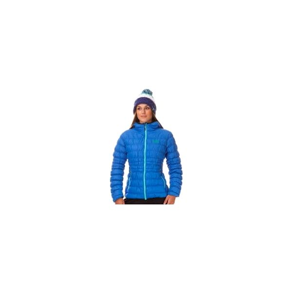 Dámská zimní bunda Nordblanc modrá | NB5330-MOD | 36