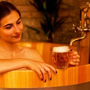 Wellness, hudba a neomezená konzumace piva pro 2