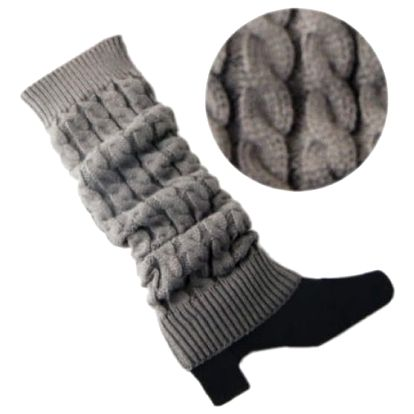 Pletené zimní návleky - 8 barev