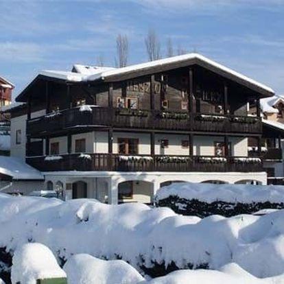 Rodinný pobyt a super lyžování ve Vysokých Tatrách. 3.osoba zdarma!