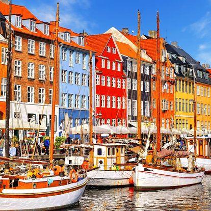 Jarní výlet do Kodaně autobusem a trajektem