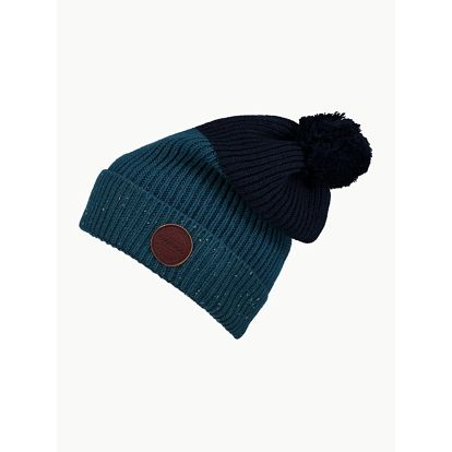 Čepice O´Neill BM Dial Wool Mix Beanie Modrá